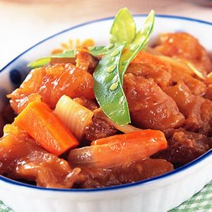 咖哩燉牛肉(1)