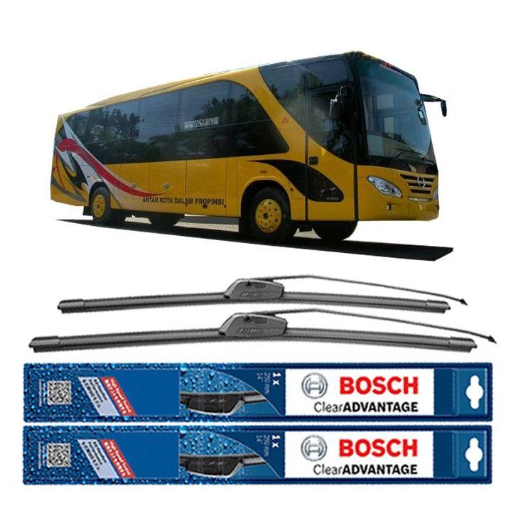 "Bosch Sepasang Wiper Mobil Bus/Bis Tipe Ventura Frameless New Clear Advantage (28"" & 28"" ) - 2 pcs/set  Frameless Umur Pakai & Daya Tahan Lebih Lama Penyapuan kaca yang senyap Performa Sapuan Optimal Instalasi Mudah & Cepat Original Produk Bosch  http://klikonderdil.com/frame-less/1215-bosch-sepasang-wiper-mobil-busbis-tipe-ventura-frameless-new-clear-advantage-28-28-2-pcsset.html  #bosch #wiper #jualwiper #frameless #wiperbus #wiperbis"