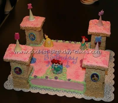 princess cakhttp://pinterest.com/pin/create/bookmarklet/?media=http%3A%2F%2Fcoolest-birthday-cakes.shippony.com%2Fimages%2Ftheme%2Ffantasy%2Fcastles%2Fcastle_birthday_cake_122.jpg&url=http%3A%2F%2Fwww.coolest-birthday-cakes.com%2Fcastle_birthday_cake.html%23c122&alt=alt&title=Coolest%20Homemade%20Castle%20Birthday%20Cake%20Ideas&is_video=false&#e with rice krispie towers