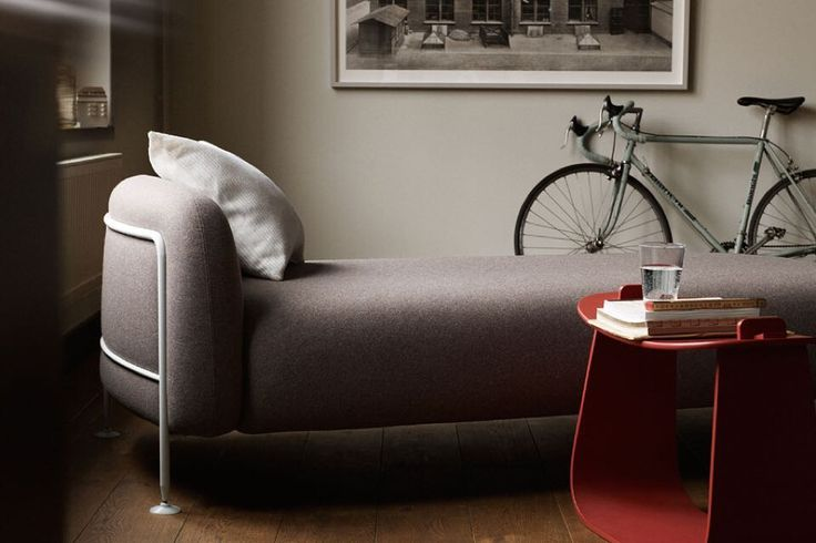 Massproductions - Mega Daybed and Harry Stool