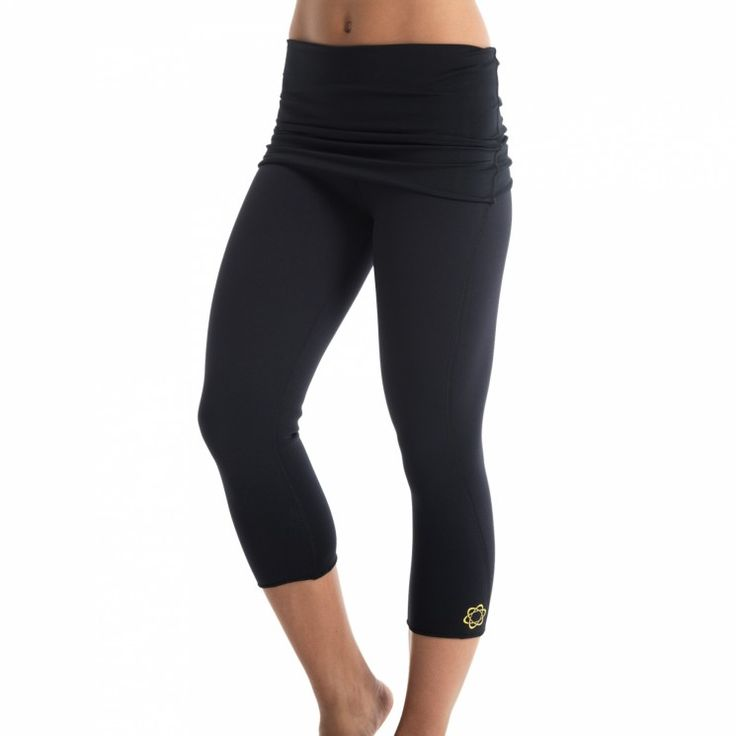 Zaggora HotPants with ThermoFit Technology! Anything to help shift a few kg. :-)