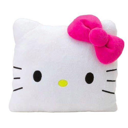 almohadon peluche hello kitty regalo nena