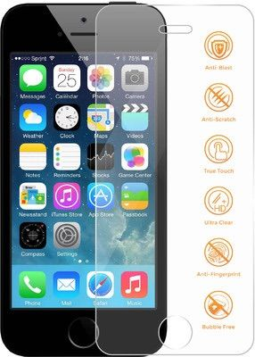 HD Screen Guard for Apple iPhone 5S, Apple iPhone 5C by Graphene Armor Glass | Iphone, Apple ...