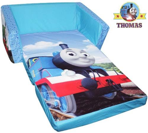thomas the train toys | fun kids furniture bed Thomas the train and friends railway theme ...