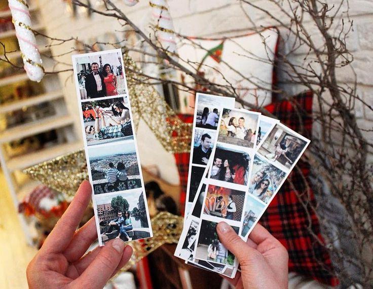 Sevilmek sevmek kadar özel, anılarınızı biriktirmek ne de güzel! Siz yeter ki biriktirin, biz seve seve basarız!😊 Foto şerit setimiz 4 fotoğraflık 13 adet kart halinde💥 #sevgilikitabi #hediyelik rit#fotobaskı#hediye