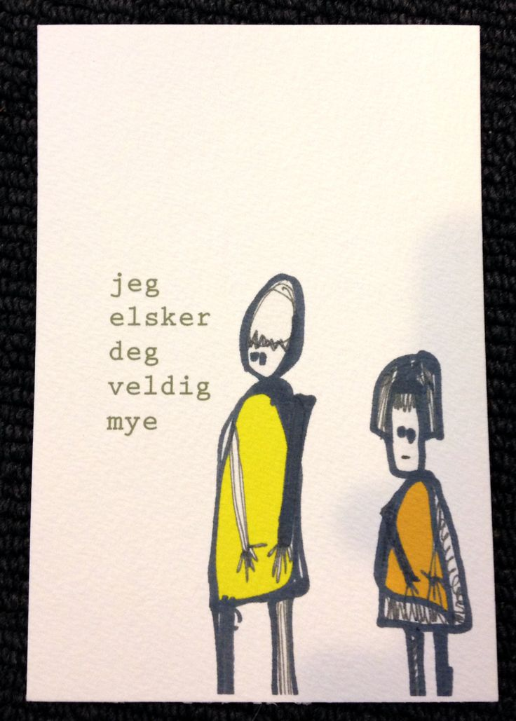 Card / drawing