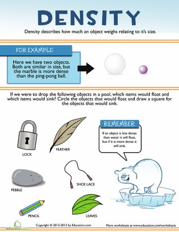 Printables Density Worksheet Physical Science 1000 images about science physical on pinterest worksheets all density