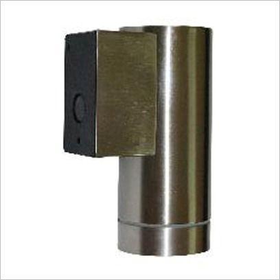 240V Single Fixed Grade Exterior Wall Light in Stainless Steel CLA Lighting | Wayfair $43