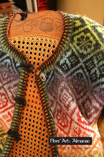 80 best images about Fair Isle knitting on Pinterest | Fair isles ...