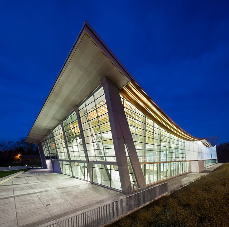 Grandview Heights Aquatic Centre | Surrey | Canada | Sport in Architecture 2016 | WAN Awards