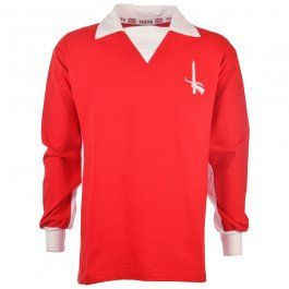 Charlton Athletic 1973-1974 Retro Football Shirt