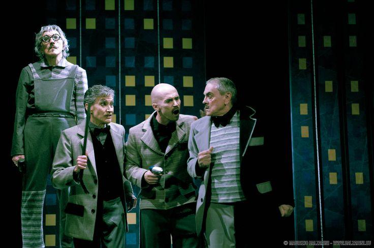 """Mario Bresciani """"Sogno di una notte di mezza estate"""" W.Shakespeare. Prod. Nodo Teatro 2016 http://www.ilnodo.com/spettacolo_scheda.asp?id=227"""