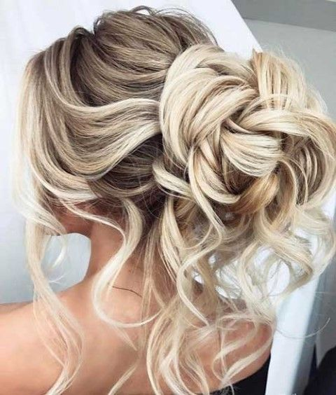 FABULOUS Long bun for women