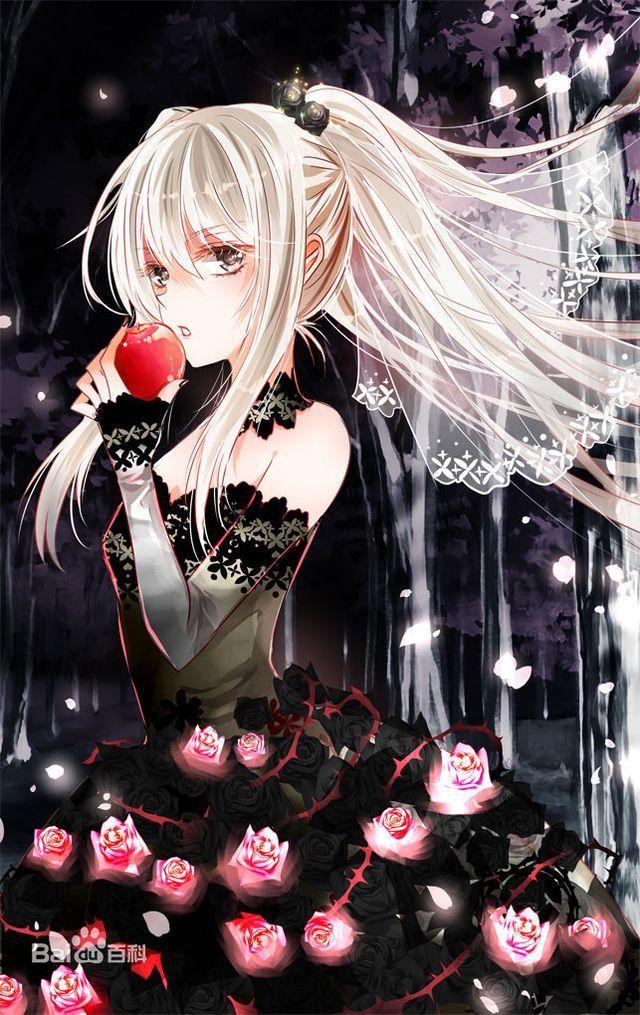 Best 25 gothic anime ideas on pinterest gothic anime - Dark anime girl pics ...