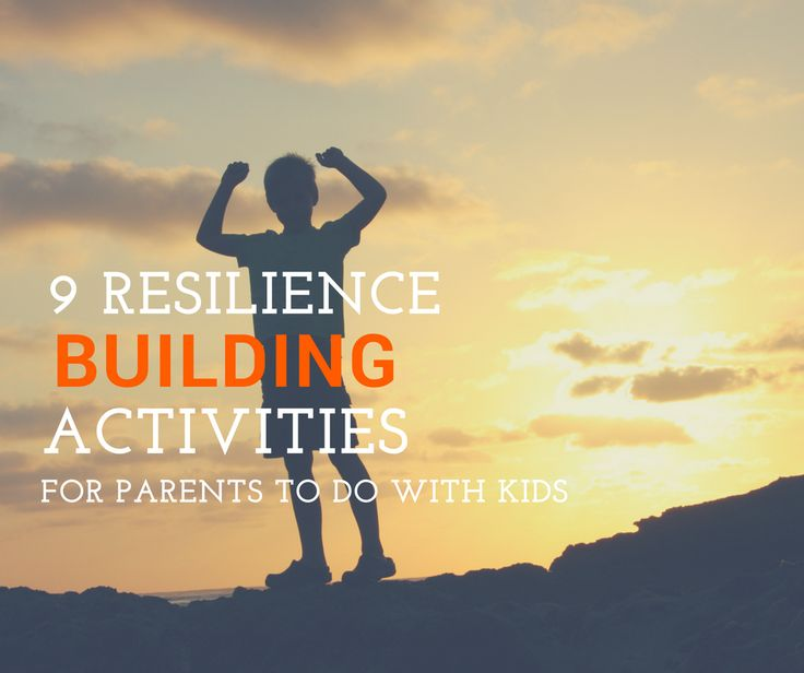 One of the primary character strengths we work to build with Bounceback Parenting®is resilience. This vital qualityis what allows people to make it through challenges and come out stronger than they were before.Today we have Dominic Chapman, a dad to twins, resilience teacher and founder of Lifehacks for Kids, sharing9 awesome and doable activities parents …