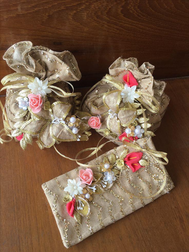 Glittery envelopes!!