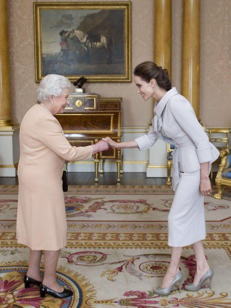2014: Schon im Juni dieses Jahres bekam Angelina J...