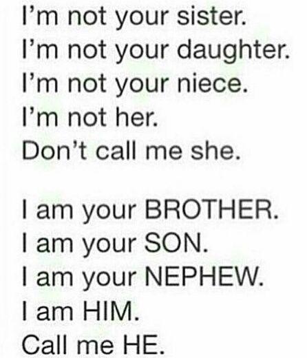 Ftm | I am a boy                                                                                                                                                                                 More