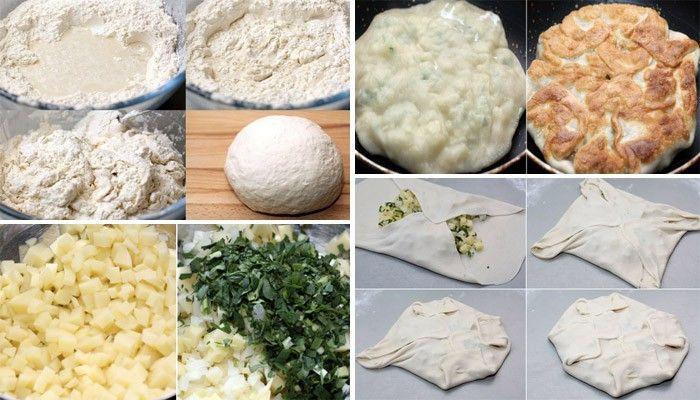 Jídlo chudých. Někdy lidem stačila mouka, voda, brambory a věděli z toho připravit chutné jídlo za málo peněz. Vyzkoušejte to i teď.