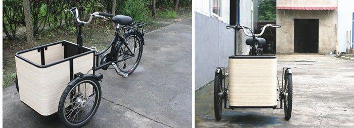 small size electric cargo bike/mini cargo bike for sale Min. Order: 1 Piece FOB Price: US $ 300 - 1000 / Piece   Email: info@food-cart.net Website: www.food-cart.net