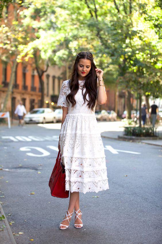 Wear a Crochet Dress and Look Stylish – Glam Radar