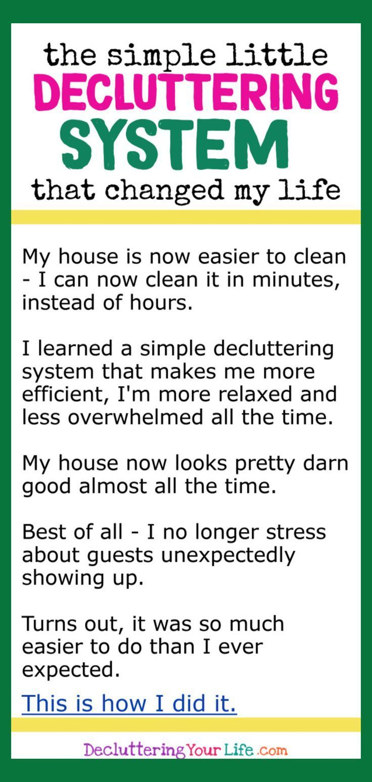 Declutter Your Home Decluttering Ideas Tips Tricks That Work To Get Organized Stay Organized Decluttering Your Life Decluttering Ideas Feeling Overwhelmed Declutter Organize Declutter