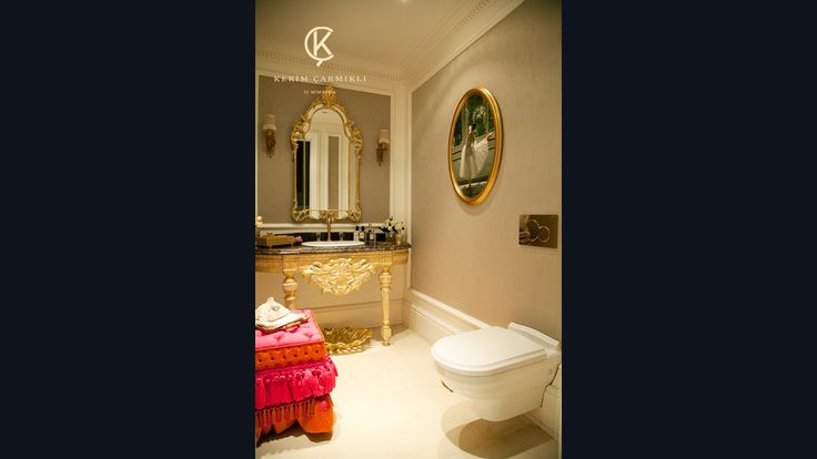 ÇUBUKLU VADİ EVİ / 2013   Kerim Çarmıklı İç Mimarlık Ofisi   İç Mimari Proje#home#bathroom#interior design
