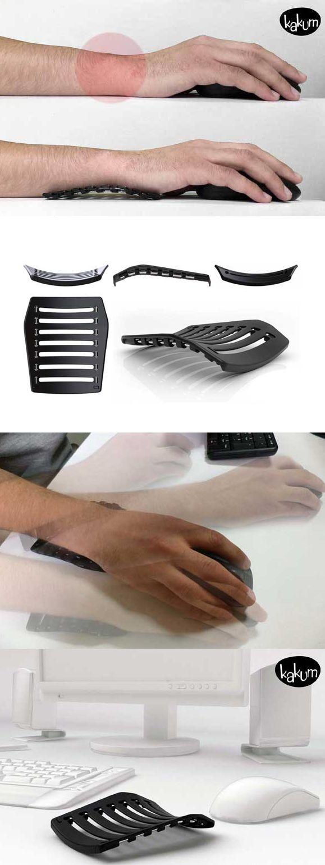 Kakum - a wrist backbone designed by İbrahim Guvendikler