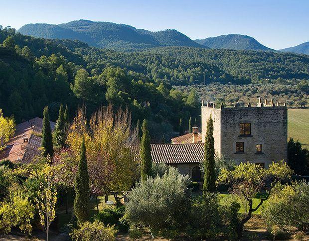 La Toscana espanola está en Teruel. Matarraña
