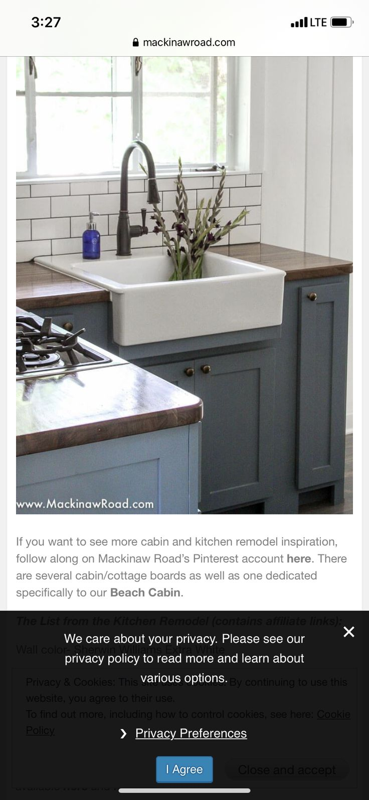 Pin by Kelly Bopp on Kitchen inspiration in 2020 Kitchen