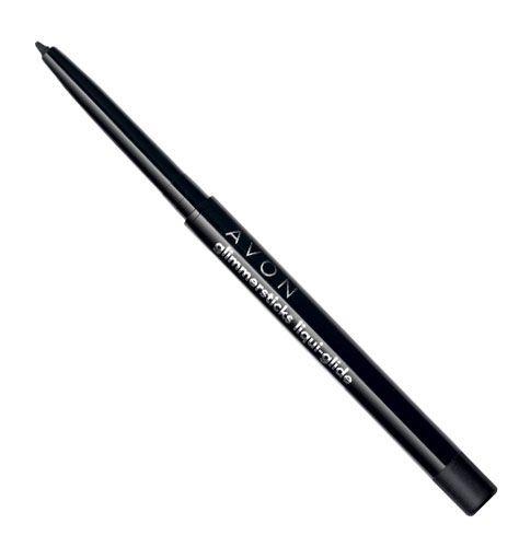 GLIMMERSTICKS Liqui-Glide Eye Liner.  MY FAV by far.  So smooth going on like liquid but stick control :)  Thanks AVON!