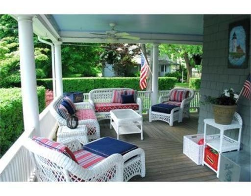 Awesome Porch In Scituate Ma Be For Memorial Day Will