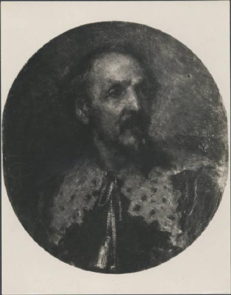 Ritratto di Gaetano Rusconi - Tranquillo Cremona - Milano - Collezione Giorgio Falck