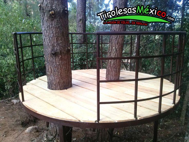 platforma de canopy redonda