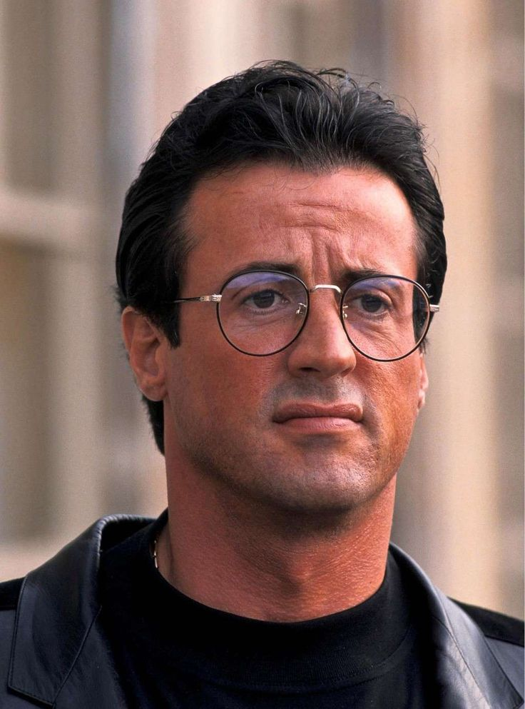 Sly N B Rocky Sylvester Stallone Glasses All About Sly Sylvester Stallone Sly Stallone