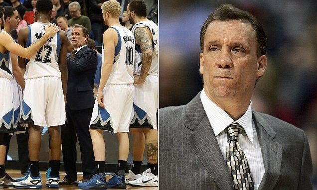 Flip Saunders, one of the most powerful men in the NBA as coach, team president and part owner of the Minnesota Timberwolves, died Sunday of cancer after a 5 month battle with Hodgkin's Lymphoma. He was 60.
