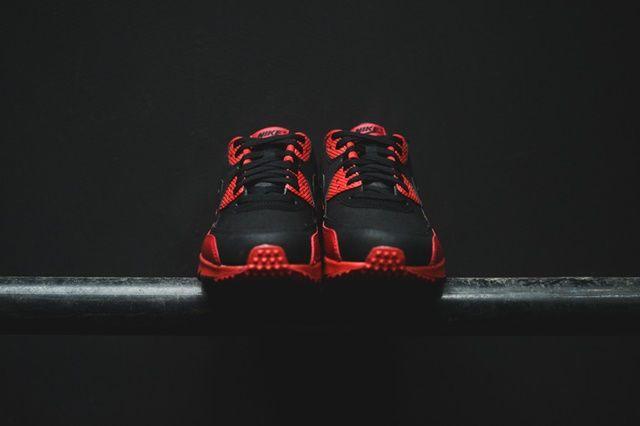 купить кроссовки Nike Air Max 90 Winter PRM в интернете мужские скидка