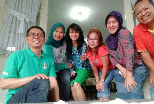 after meeting Anak Kijang
