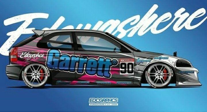 Ek hatchback 97