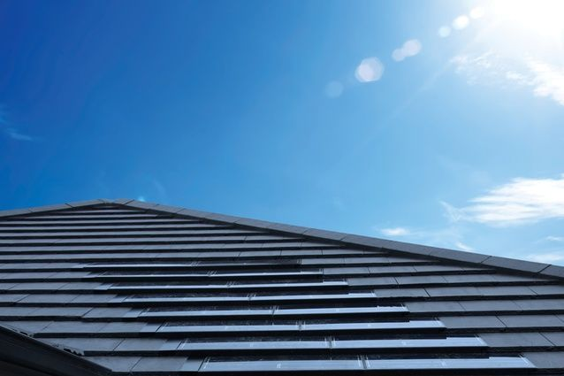 Looking For Roof Repairing Tips Check Out This Article Solar Tiles Concrete Roof Tiles Flat Roof Repair