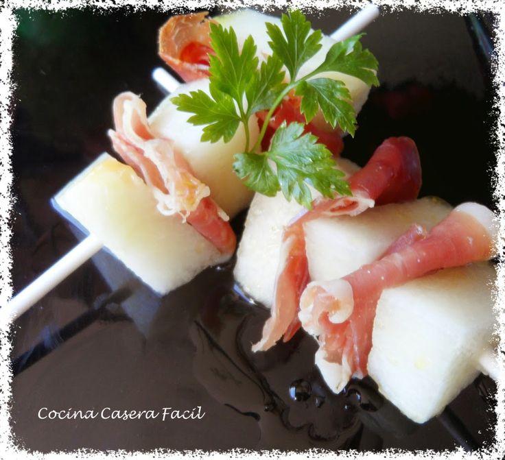 Cocina Casera Facil: Aperitivos y Entremeses