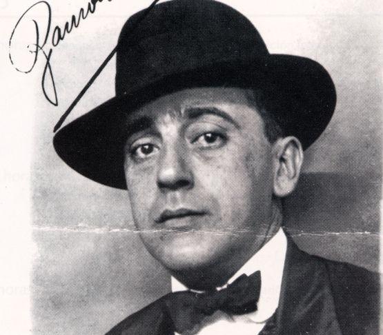 Ramón Cabanillas nun retrato que lle enviou á súa dona en 1913 dende Cuba. http://academia.gal/novas/-/asset_publisher/E4jf/content/id/633671
