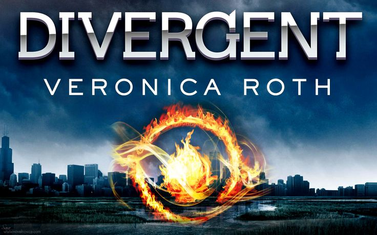 Divergent (series) by Veronica Roth