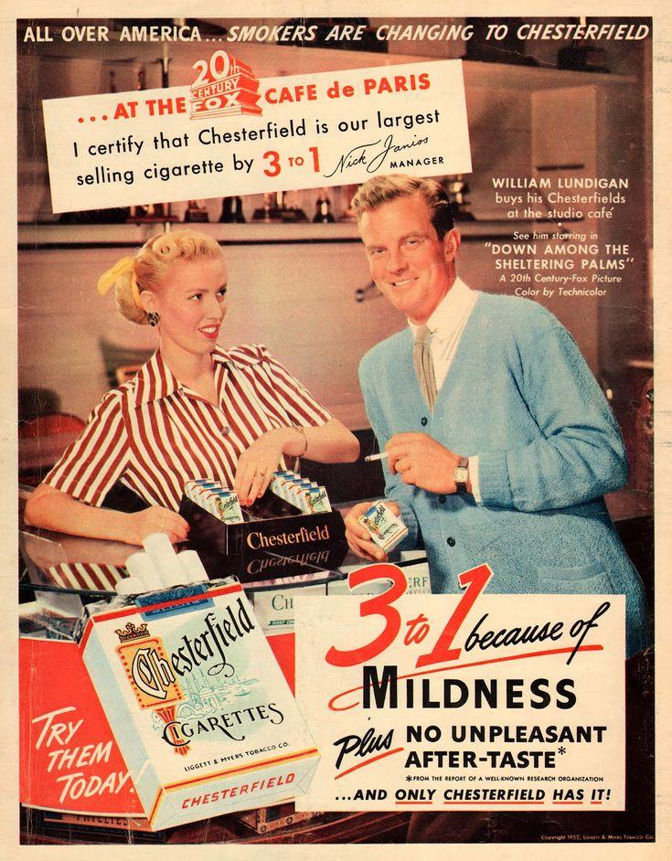 31 best images about vintage cigarette ads on pinterest