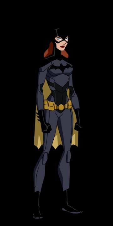 Young justice barbara gordon