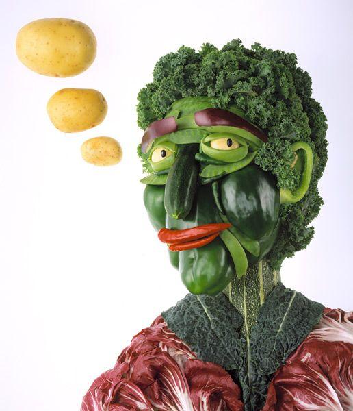 ¡Las verduras no contienen #gluten! Cocina con ellas, ¡son deliciosas!