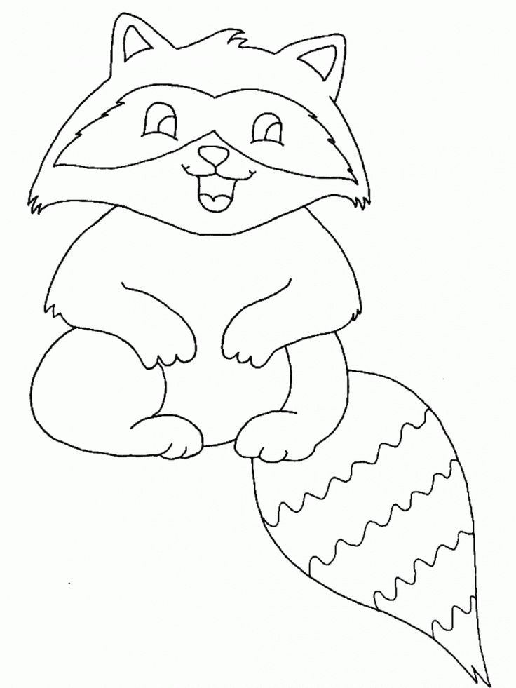 nocturnal animals coloring pages - photo#15