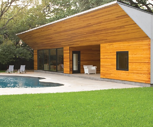 Contemporary Pool House: 1000+ Images About Pool House On Pinterest
