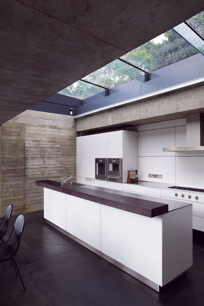 The Graveyard House / Eldridge Smerin Architects