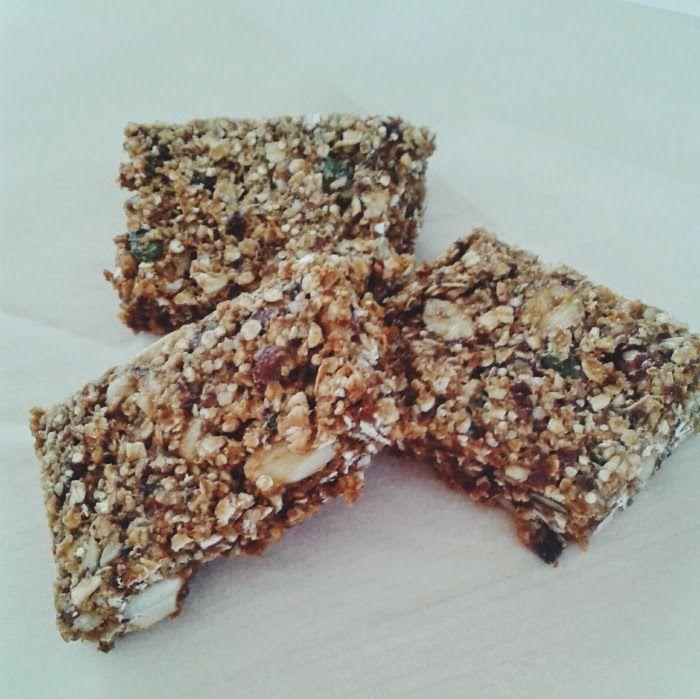 Dieta das Princesas: comer bem e ser feliz: Barras energéticas de Alperce, Amêndoa e Avelã (vegan, sem açúcar)